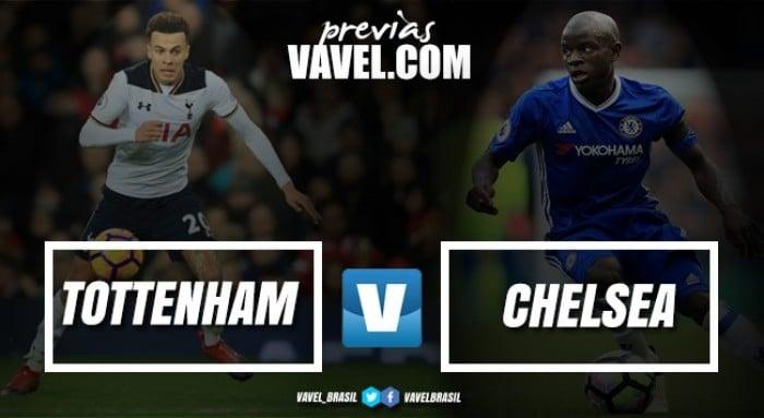 Primeiro jogo da Premier League em Wembley: Tottenham e Chelsea disputam clássico londrino