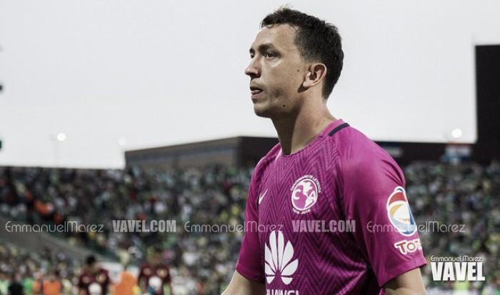 """Agustín Marchesín: """"Nosotros no podemos hablar de los árbitros"""""""