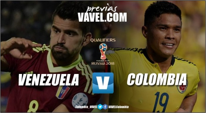 Venezuela vs. Colombia: la 'tricolor' quiere reafirmarse en el segundo lugar