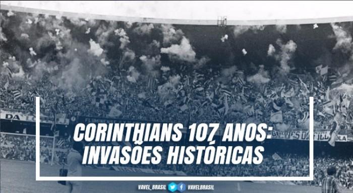 Com o Corinthians em qualquer lugar: 107 anos de fidelidade