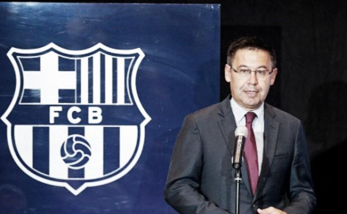 Presidente do Barcelona confirma princípio de acordo com Messi