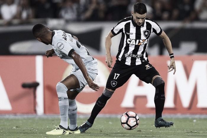 Botafogo e Grêmio empatam na ida e definição da vaga à semifinal da Libertadores será no Sul