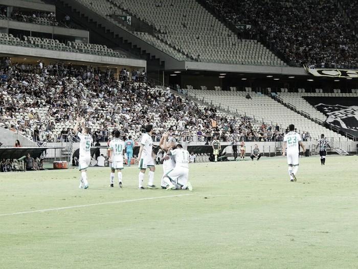 Estreante Edno marca e America-MG arranca empate fora de casa contra Ceará