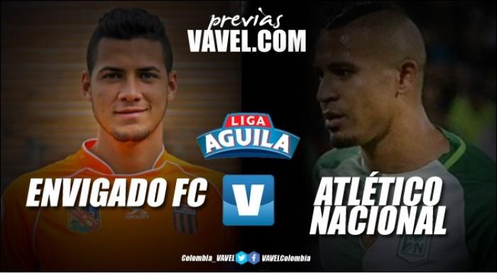 Previa Envigado vs Nacional: El Polideportivo Sur se viste de gala