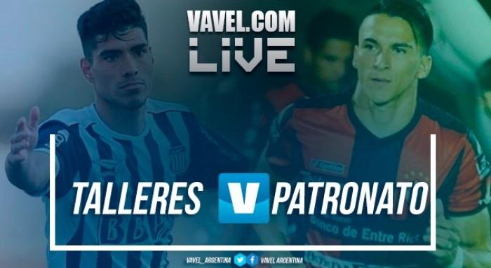 Resumen: Talleres de Córdoba vs Patronato en vivo online por la Superliga Argentina (1-0)