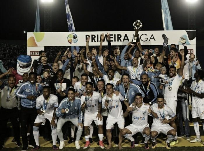 Campeão! César pega dois pênaltis, Londrina supera Atlético-MG e conquista Primeira Liga
