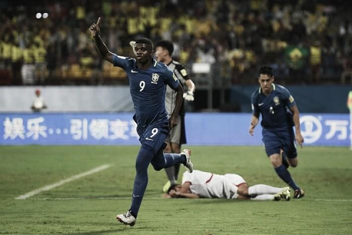 Real Madrid e Barcelona brigam por contratação de atacante do Fla, destaque no Mundial sub-17
