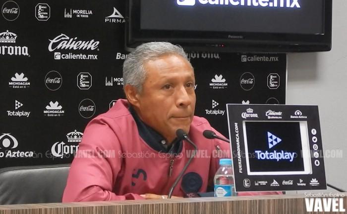 """Roberto Hernández: """"El equipo hizo un gran esfuerzo"""""""