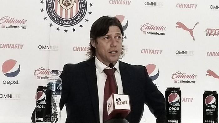 """Matías Almeyda: """"No estamos a la altura de un Campeón"""""""