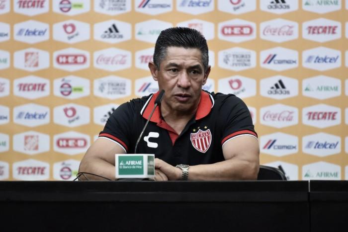 "Ignacio Ambriz: ""Nos faltó atacar a Tigres"""
