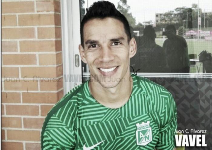 """Diego Arias: """"Tenemos que controlar el partido y acercarnos al arco de ellos"""""""