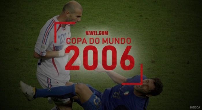 Copa do Mundo VAVEL: a história do Mundial de 2006