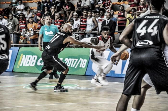 Em jogo isolado, Vitória vence Botafogo sem sustos em Salvador pelo NBB