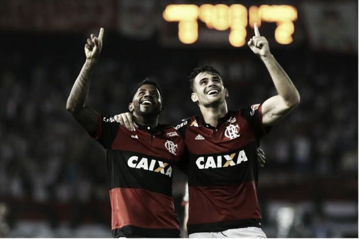 Vizeu decide, César pega pênalti e Flamengo avança à decisão da Sul-Americana