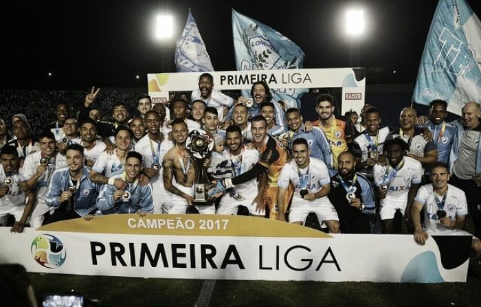 Retrospectiva VAVEL: Conquista da Primeira Liga marca temporada do Londrina