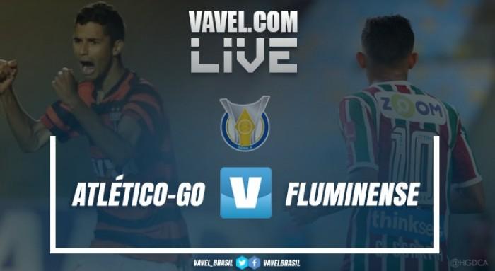 Atlético-GO x Fluminense ao vivo online pelo Brasileirão 2017
