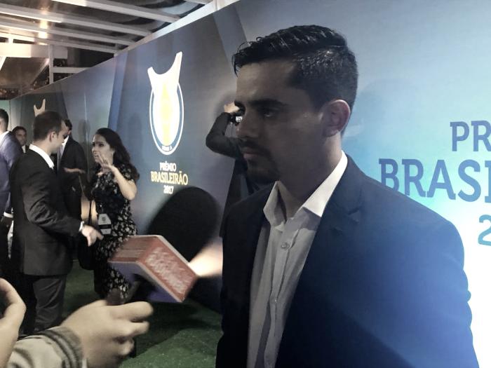 Cria do terrão, Fágner é eleito melhor lateral-direito do Brasileirão