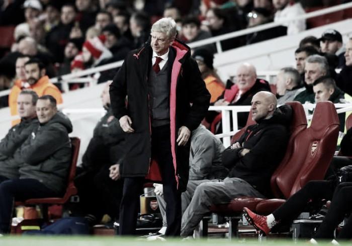 Wenger engrandece atuações de Wilshere e Walcott após goleada do Arsenal na UEL