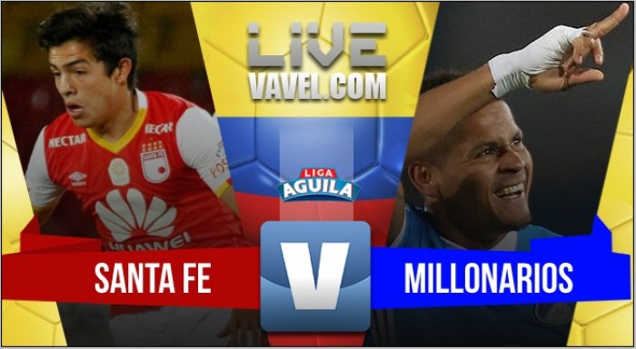 Millonarios campeón de la Liga Águila 2017-ll