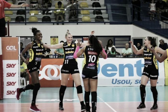 Superliga Feminina: confira o que cada equipe apresentou no primeiro turno da competição