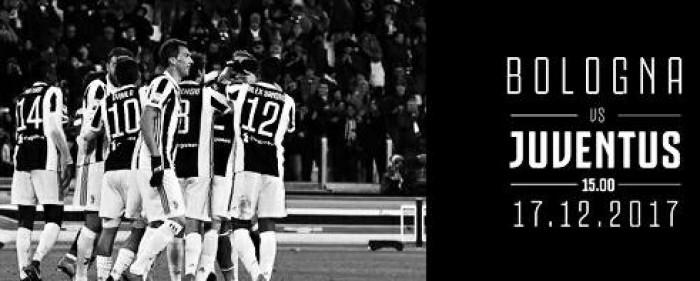 Previa Bologna - Juventus: El campeón quiere volver a la cima