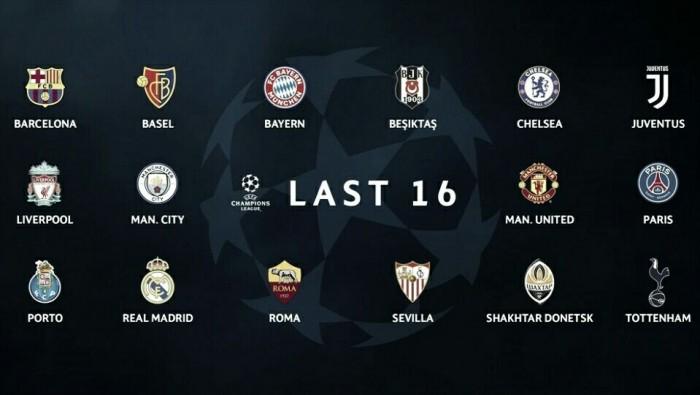 Guía VAVEL Champions League 2017/2018: los 16 finalistas