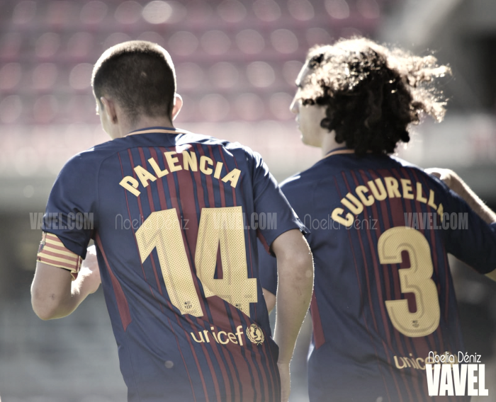 Anuario VAVEL FC Barcelona B 2017: La defensa, pieza clave