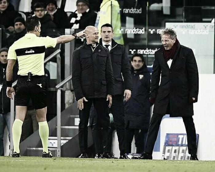 El VAR protagonizó la eliminación del Torino ante la Juve y la destituciónde Mihajlovic