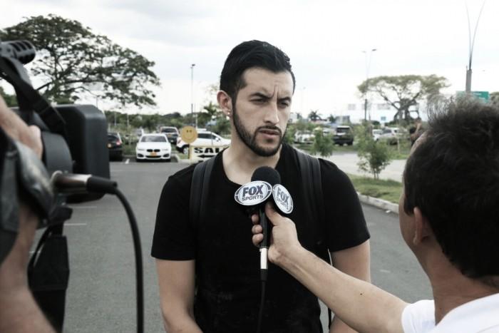 Camilo Vargas regresa al arco del Deportivo Cali — Nuevamente verdiblanco