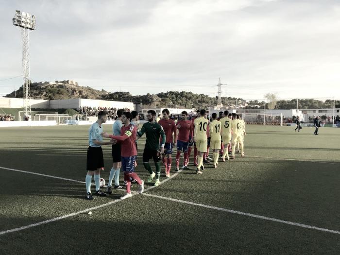 El Saguntino saca un punto y el Villarreal B desaprovecha el pinchazo del líder