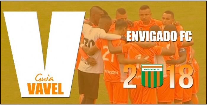 Guía VAVEL Liga Águila 2018-I: Envigado FC