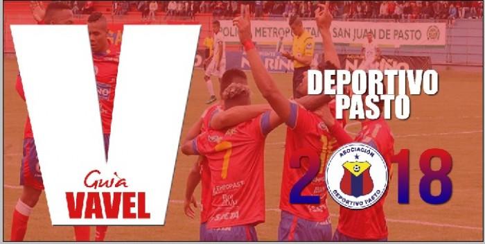 Guía VAVEL Liga Águila 2018-I: Deportivo Pasto