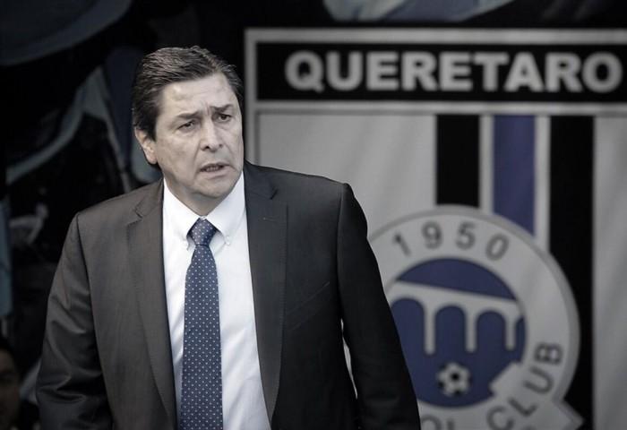 """Luis Fernando Tena: """"La actitud del equipo fue extraordinaria"""""""