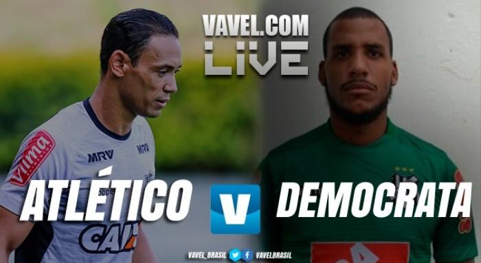 Resultado Atlético-MG x Democrata online pelo Campeonato Mineiro (3-0)