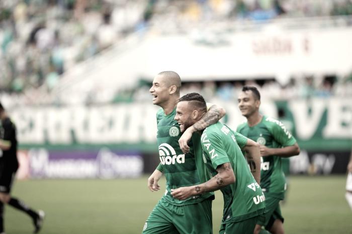 Chapecoense vence Inter de Lages com gols de Guilherme e segue invicta no Catarinense