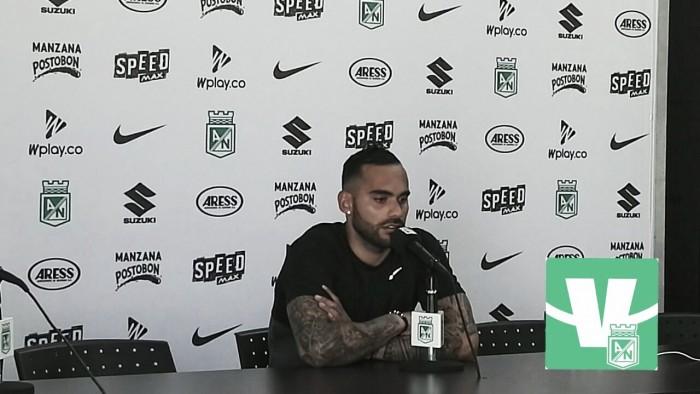 """Cristian Vargas: """"Todos los partidos que me toca enfrentar son significativos porque hay que darlo todo"""""""