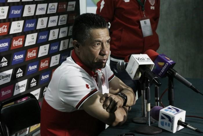 Ignacio Ambriz admite mal funcionamiento ante Zacatepec