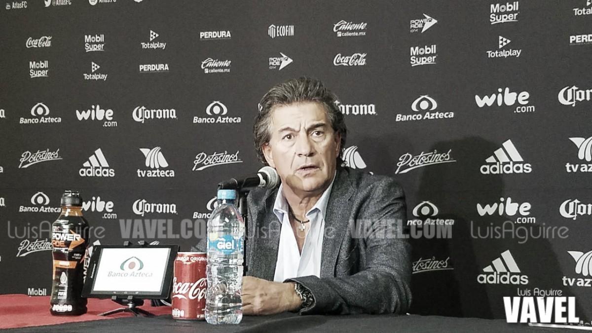 """Rubén Omar Romano: """"Los jugadores se lo merecían"""""""