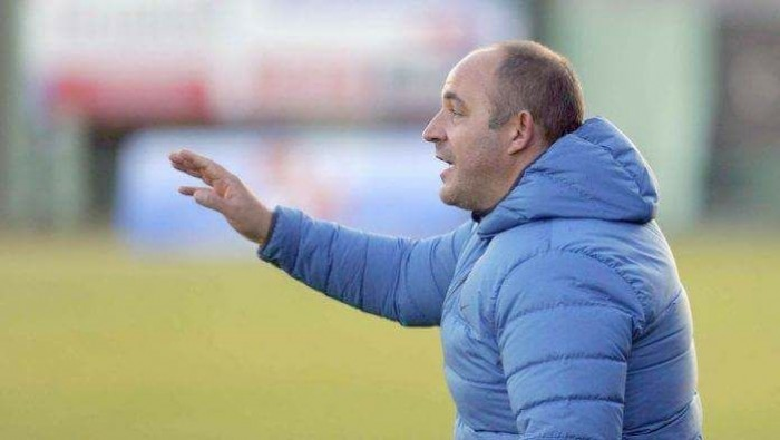 """Abraham García: """"El Fuenlabrada nos respetó como equipo"""""""