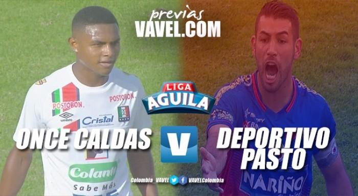 Previa Once Caldas vs Deportivo Pasto: duelo de invictos para la fecha 3