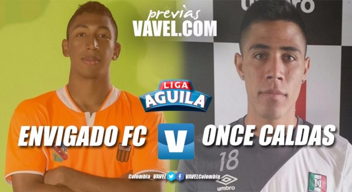 Previa Envigado vs Once Caldas: Duelo que promete goles