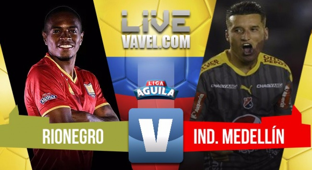 Resumen Águilas Rionegro 2 – 0 DIM