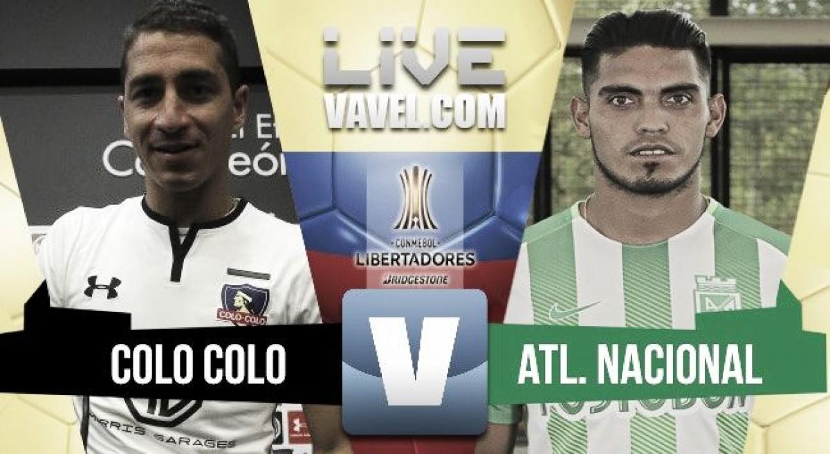 Atlético Nacional inició con pie derecho la Copa Libertadores 2018