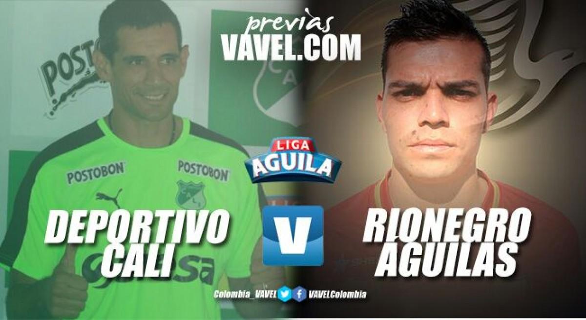Previa Deportivo Cali vs. Águilas: los de Pelusso buscarán su segunda victoria consecutiva