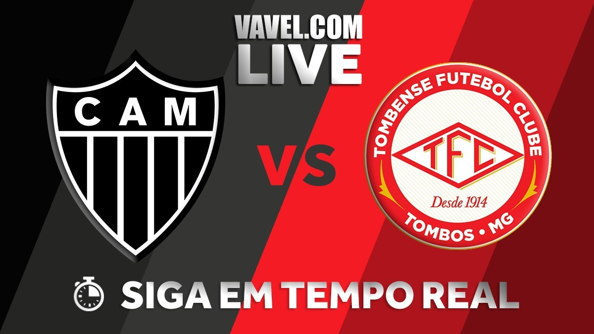 Resultado Atlético-MG x Tombense AO VIVO (1-0)