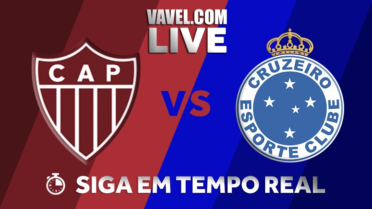 Resultado Patrocinense X Cruzeiro pelo Campeonato Mineiro 2018 (1-1)