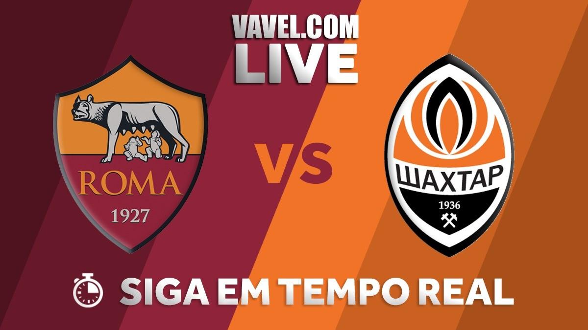 Resultado Roma 1x0 Shakhtar Donetsk pelas oitavas de final da Uefa Champions League 2018