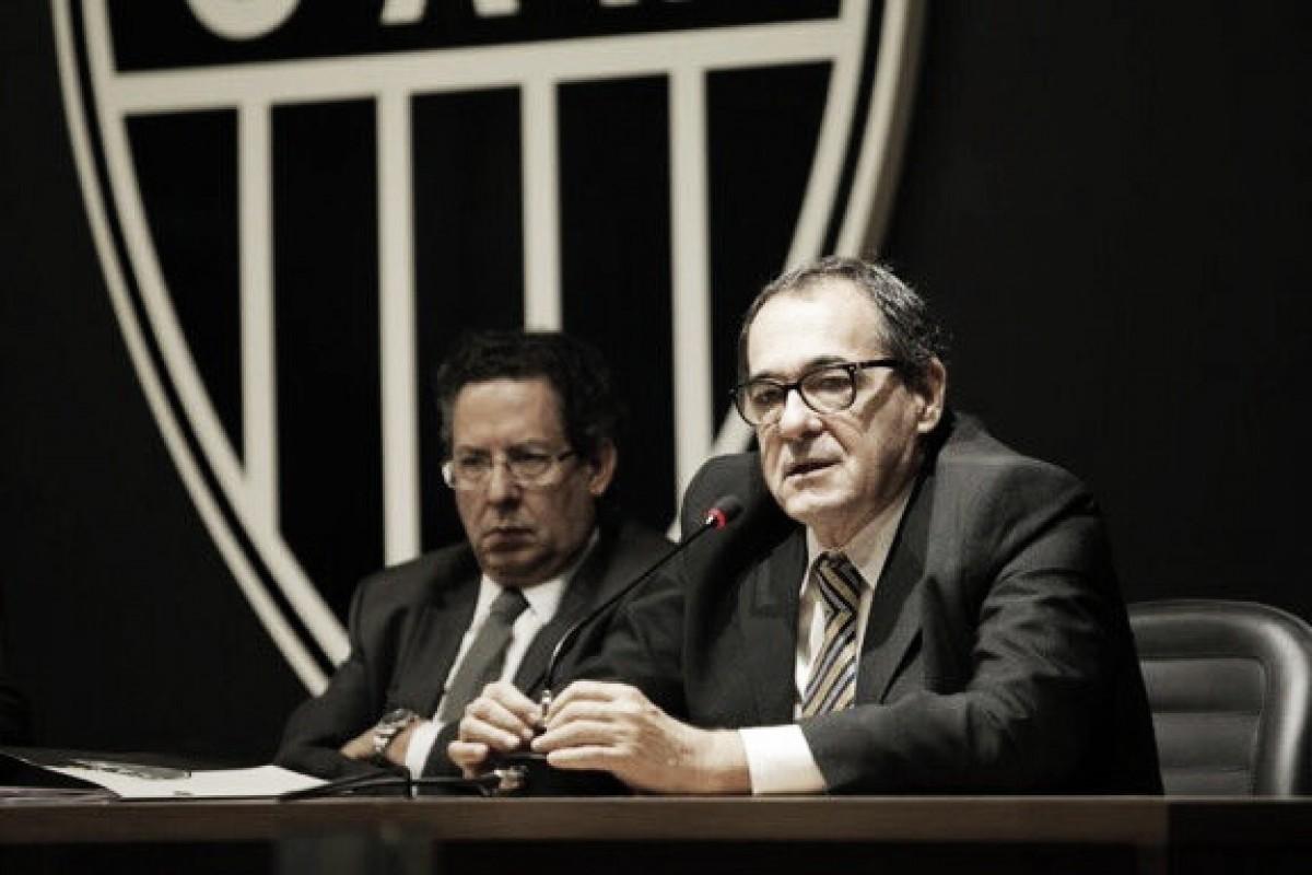 Atlético-MG lamenta falecimento de Bebeto de Freitas e declara luto oficial de três dias