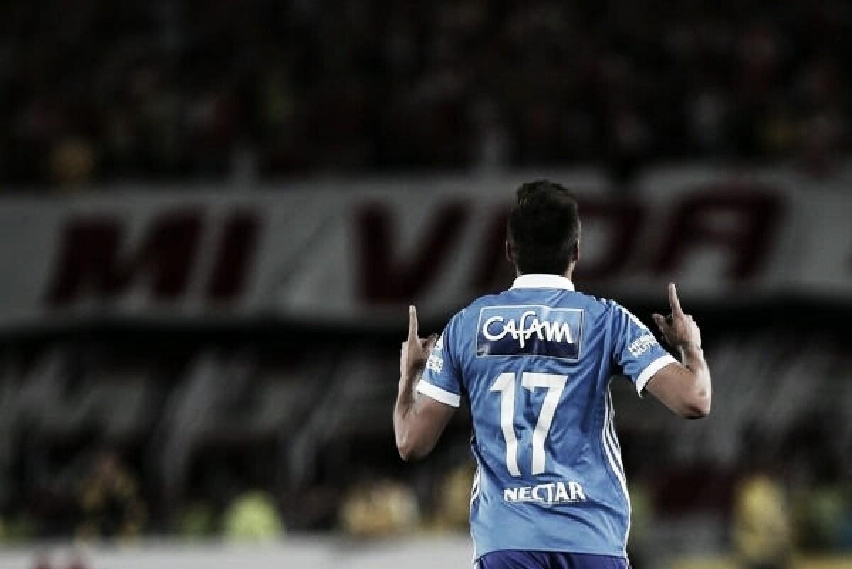 Henry Rojas, novedad en Millonarios para enfrentar a Independiente