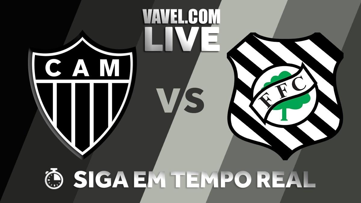 Resultado Atlético-MG x Figueirense na Copa do Brasil 2018 (1-2)